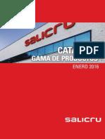 201601 Salicru Catálogo Enero 2016