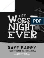 The Worst Night Ever excerpt