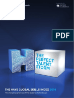 Hays GSI Report 2014