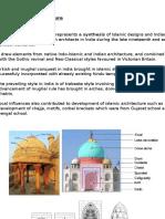 Indo Sarcenic Architecture