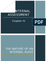 Chapter 4 - Internal Assessment