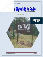 Revista Digital de La Radio Enero 2016