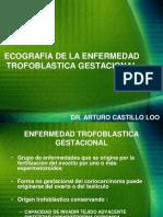 Ecogrfia de La Enfermedad Trofoblastica