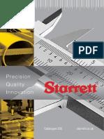 Starrett Catalogue