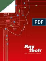 201601 Raytech Catálogo 2016