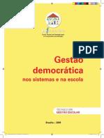 11 Gestao Democratica Nos Sistemas e Na Escola Versao 2010ava