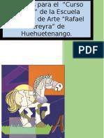 Modulos Para Curso Infantil Escuela de Arte 2 016 Danilo Cárcamo