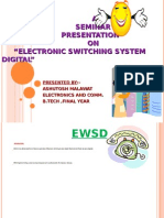Ewsd electronic switching system digital telephone exchange ewsd system ppt ccuart Images