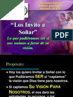 Les Invito a Sonar! Nuestra Estrategia y Mision 1-24-16