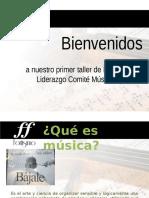 Taller; cómo dirigir cantos en la iglesia cristiana Musica 2015