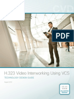 CVD H323VideoInterworkingUsingVCSDesignGuide AUG13