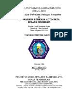 Laporan PKL Analisa Alur Perbaikan Jaringan