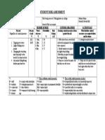 Student Risk Assessment 1