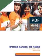 SportzPower-GroupM ESP India Sports Sponsorship Report 2014