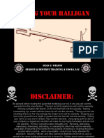 S&D Firefighter Halligan Tuning guide