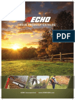 Catalog forest machinery Echo 2016