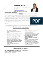 Mohammad Kamran Resume(1)