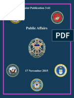 Joint Publications 3-61 Public Affairs (2015)
