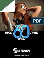 Catálogo Steren 2016