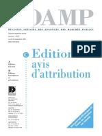 Contrat SDV Filiale de Bolloré