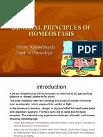 General Homeostasis