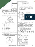 Aduni Geometria Analitica La Circunferencia