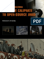 Middle East from Caliphate to Cyber Jihad