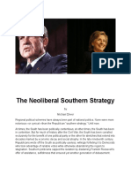 The Neoliberal Southern Strategy