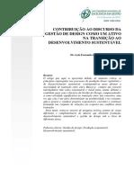 Artigo 06 - Gestão do Design Sustentável