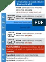 Cronograma Do Bimestre
