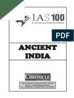 Ancient India ias 100 series notes