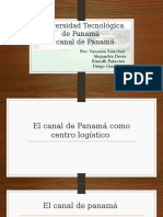 Canal de Panama Logisctic