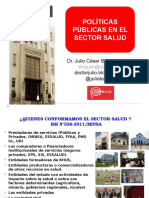 Politicas Publicas de Salud y MAIS BFC