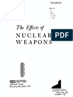 The Effects of Nuclear Weapons, U.S. Atomic Energy Commission, June 1957