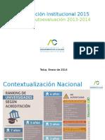 Socializacion Acreditacion Institucional - Unidades Academicas UCM (1)