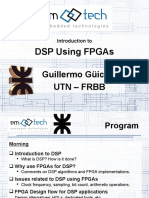 Sase2011-Dsp Con Fpga