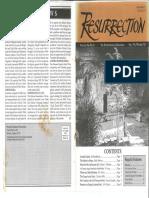 Resurrection Magazine Vol 94.No 4