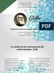 Clasificacion Internacional de las enfermedades