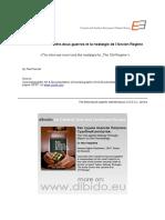 Cernat_Romanul interbelic