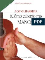 Calentar Manos Guitarra