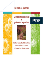 Resume Gestion Lapin