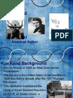 01-ayn rand powerpoint presentation