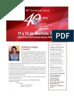 Paquete Informativo Convencion 2016