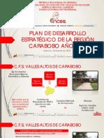 Plan de Desarrollo Estratégico de La Región Carabobo