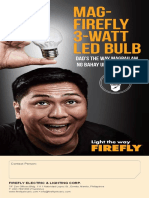 Firefly Lighting Flyer