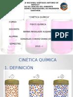 Cinética-Química