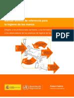 Manual Tecnico de Referencia Para El Lavado de Manos