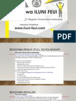 Beasiswa ILUNI-FEUI