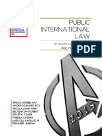 Public International Law