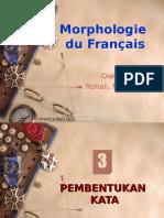 Morphologie Du Français-bab3